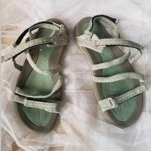 Hi-Tec Santorini Strap Sandal Size 6.5 Womens Shoe